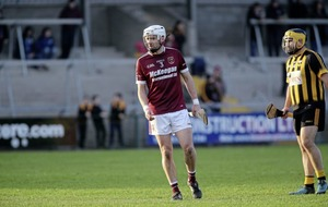 Cushendall's Martin Burke on playing with a broken bone in his neck