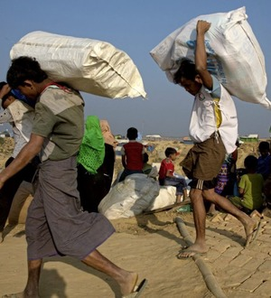 Agency cautions against returning Rohingya Muslims to Burma from Bangladesh