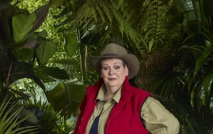 Anne Hegerty not going into the jungle to lose weight