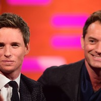 Redmayne, Depp and Law to attend Fantastic Beasts premiere