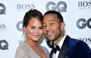 Emotional John Legend praises 'inspirational' wife Chrissy Teigen
