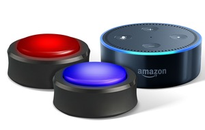 Amazon Alexa's Echo Buttons now do a bit more than play games