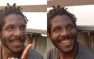 Listen to this homeless man's killer jokes that are lighting up the internet