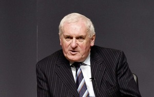 Bertie Ahern says Good Friday Agreement can help safeguard Anglo-Irish relations