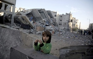 Fears that Gaza-Israeli fighting will escalate into all-out war