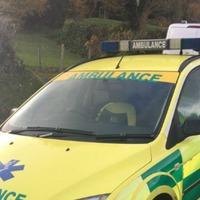 Teenager arrested for driving fake ambulance