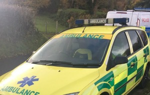 Teenager arrested for driving fake ambulance