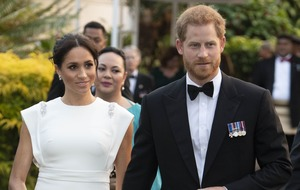 Harry and Meghan to attend Royal Variety Performance