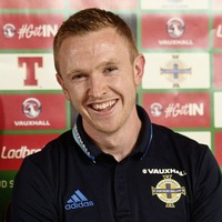 Millwall's Shane Ferguson aiming to avoid slagging from club-mates after Irish derby