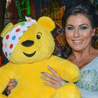 EastEnders star Jessie Wallace sings as Princess Elsa for Children In Need