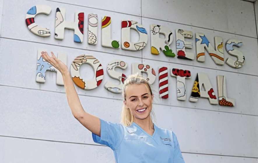 Health Q&A: Nurse Katherine Walker, who's representing Northern Ireland in Miss World