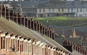 Average property prices in Northern Ireland rise for sixth quarter running
