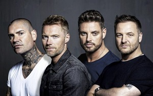 End of the road for Boyzone: Irish band bow out with a farewell tour and album