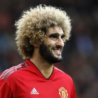 Marouane Fellaini has finally cut his hair