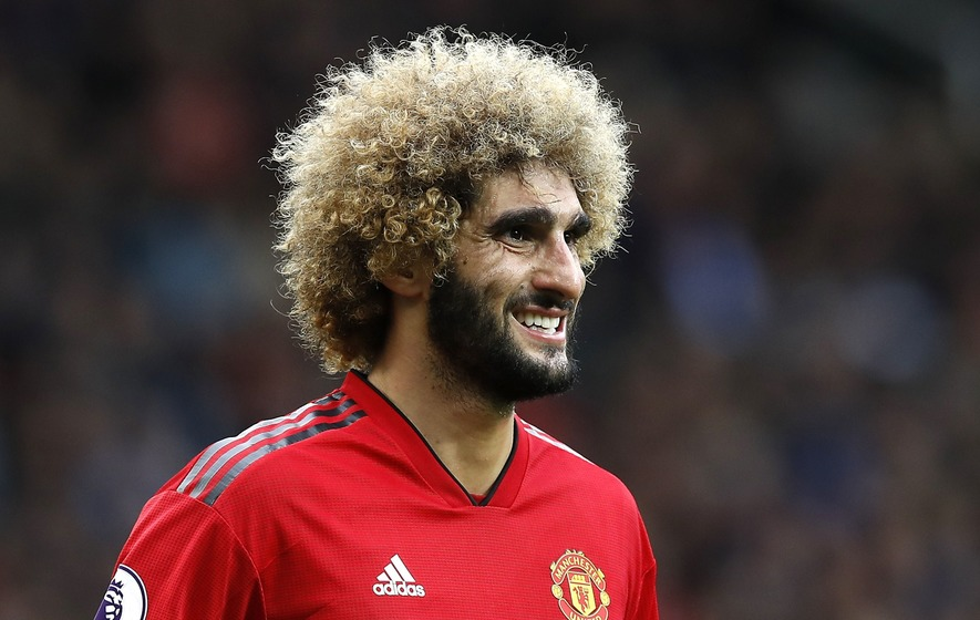 Image result for Marouane Fellaini