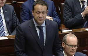 Taoiseach Leo Varadkar tells unionists 'we respect the territorial integrity of the United Kingdom'