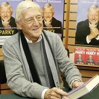 Michael Parkinson in Belfast to launch George Best, A Memoir