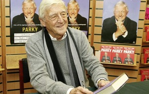 Michael Parkinson in Belfast to launch George Best, A Memoir