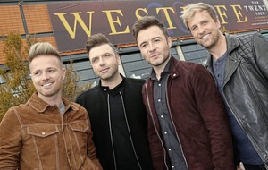 Westlife extra Belfast shows – tickets on sale tomorrow