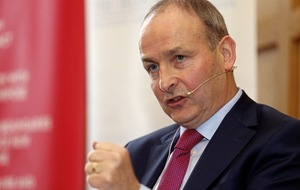 Michéal Martin hopes to conclude Fianna Fáil/SDLP merger talks 'soon'