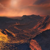 'Super-Earth' found orbiting Barnard's Star, six light years away