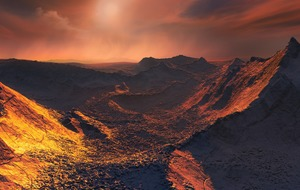 'Super-Earth' found orbiting Barnard's Star, six light years away