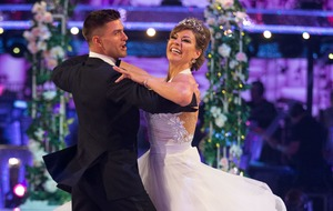 I've shaken off my self-consciousness on Strictly, says Kate Silverton