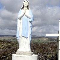 Council orders removal of Virgin Mary statue near goldmine in Co Tyrone