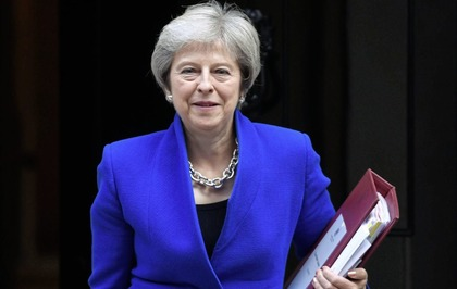 Analysis: In the current situation unlikely hero Theresa May is our best hope