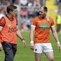 Former Armagh star Ciaran McKeever on why coaching was always his calling after taking up U17 reins