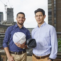 Urban wind turbine created by UK university pair wins James Dyson Award