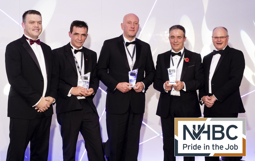 NHBC awards showcase home-building talent