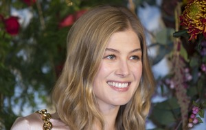 Rosamund Pike reveals 'strong opinions' as she joins Bafta rising star jury