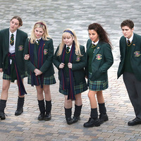 Derry Girls come home as filming for second series starts
