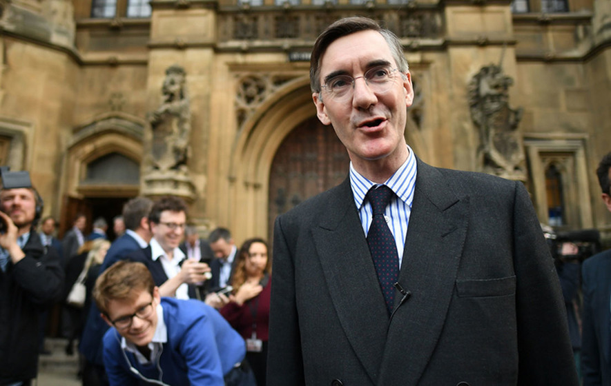 Jacob Rees-Mogg urges Tories to strike against Theresa May ...