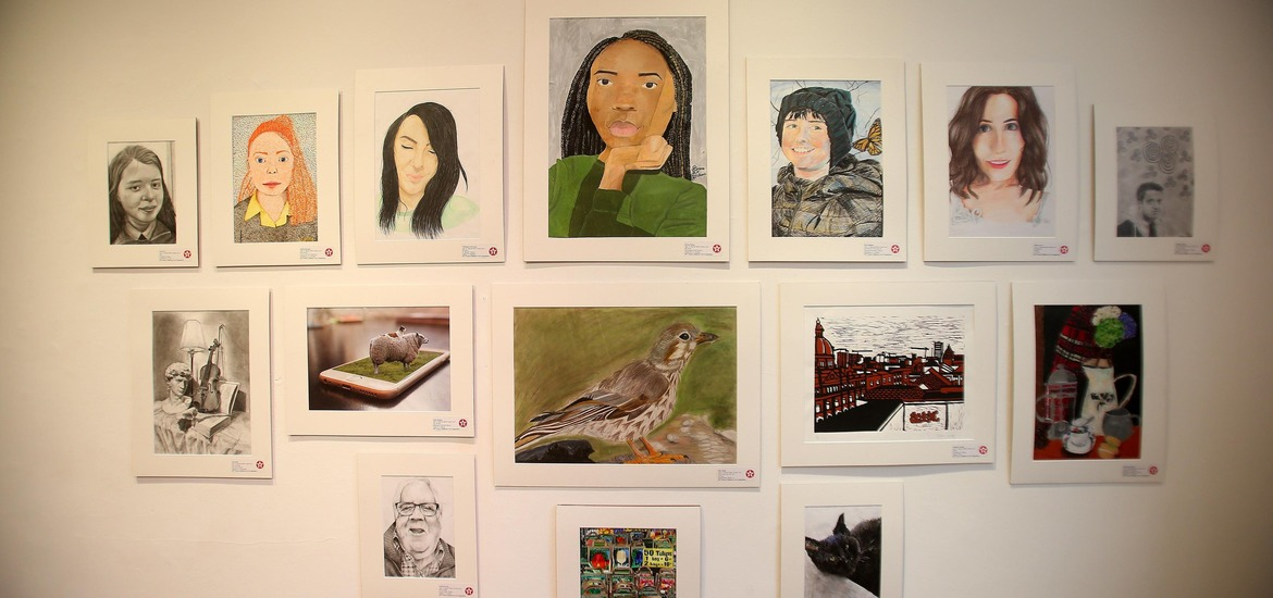 Texaco Art Competition