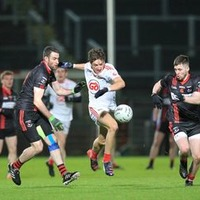 Tattyreagh ace Eoighain Murray enjoying another Ulster odyssey