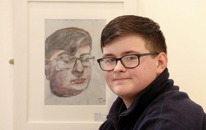 Winning paintings by young artists go on display at Ulster Museum