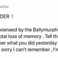 Campaigner referred to attorney general for Ballymurphy soldiers tweet