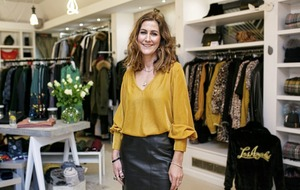 Belfast fashion boutique enjoys 40% sales boost in 15th year