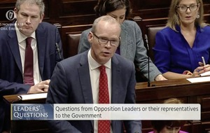 Simon Coveney: Theresa May can navigate Brexit deal's 'difficult days' ahead