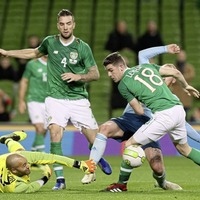 Proud Irishmen need to stand up says skipper Seamus Coleman as Republic scrape draw against Northern Ireland