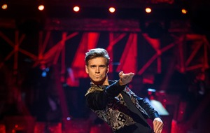 Strictly's Joe Sugg prepares to dance for his grandmother in Blackpool special