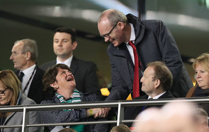 Simon Coveney slams 'idiots' who booed God Save the Queen at Aviva Stadium