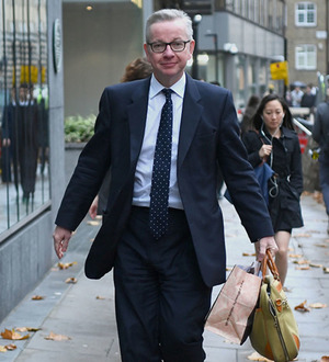 Michael Gove 'won't resign from British government' in boost to Theresa May's Brexit plans