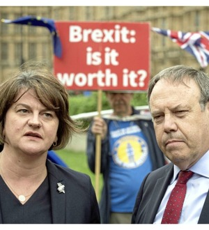 Ulster Farmers Union calls on DUP to consider supporting Theresa May's Brexit deal