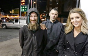 GoFundMe charity campaign for homeless man a $400,000 'lie'