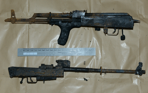 Dissident republican weapons haul discovered after west Belfast fire