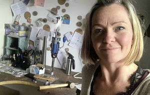 Co Down artist Kerry Plummer is turning mother's milk into precious memories