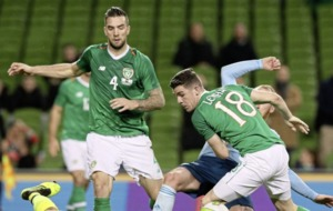 Proud Irishmen need to stand up says skipper Seamus Coleman as Republic scrape draw against Northern Ireland